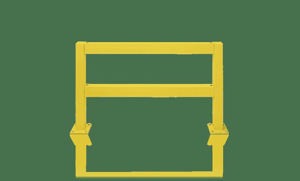 Ferax seguridad industrial y laboral for Barandas de seguridad