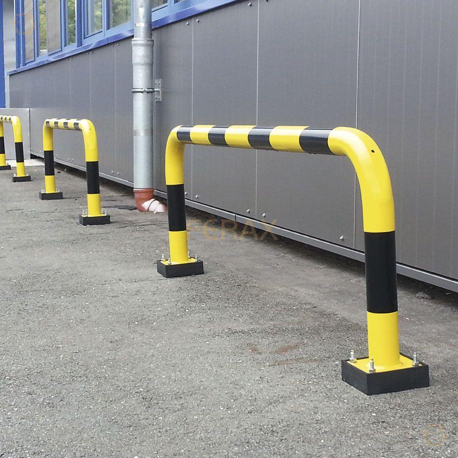 Barrera paragolpes de protecci n y seguridad industrial - Barrera de seguridad ...
