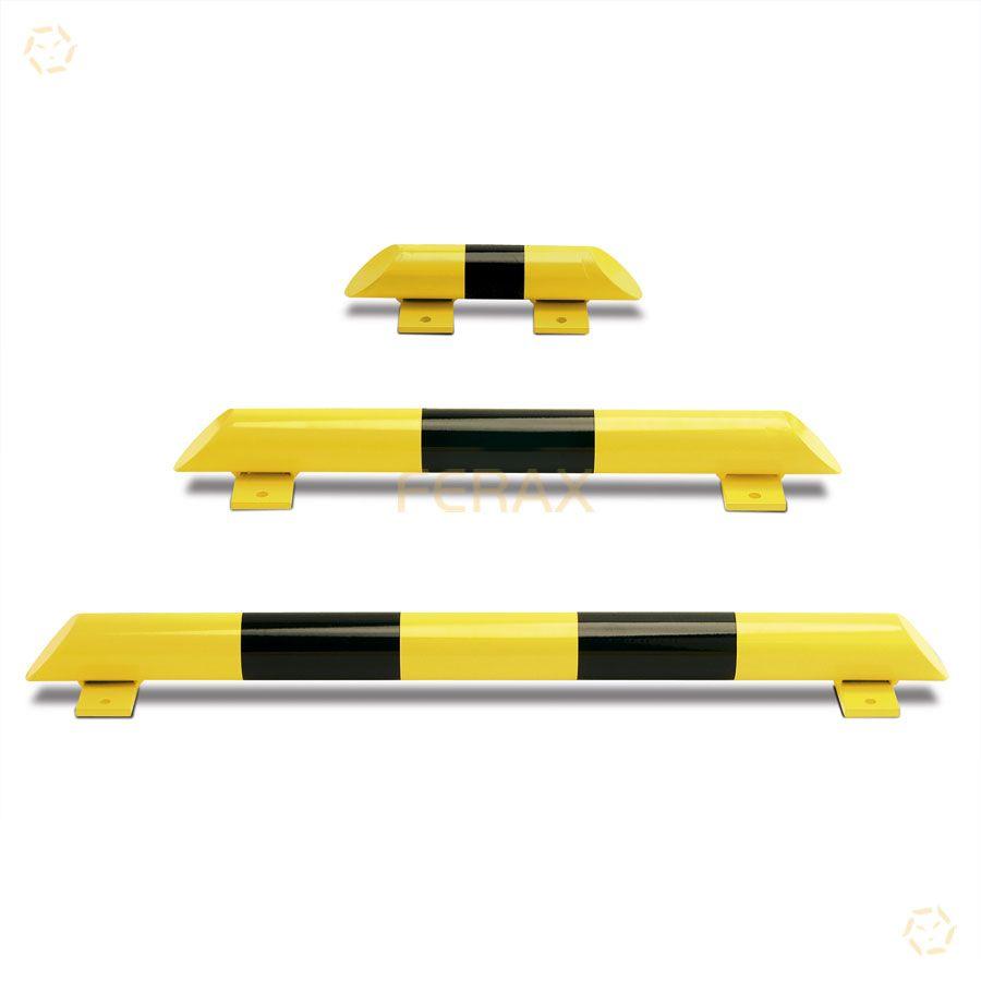 Arcos de protecci n y barreras de seguridad industrial for Barandas de seguridad