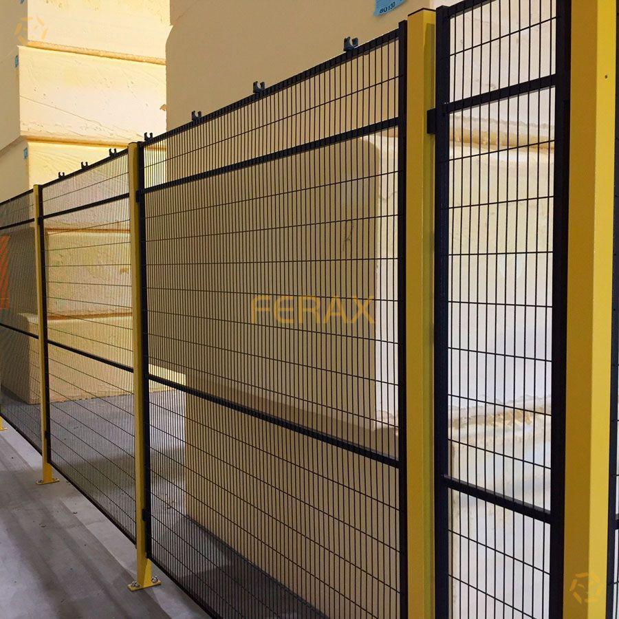 Vallas de seguridad affordable vallas de seguridad with - Vallas para escaleras ...